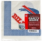Duck House Buffalo Bills Dinner Napkins