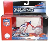 Press Pass Buffalo Bills Collectible Chopper