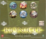 Upper Deck Bionicle: Bohrok Swarm Starter Box