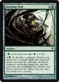 Magic the Gathering New Phyrexia Single Birthing Pod - NEAR MINT (NM)