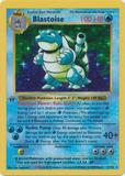 Pokemon Plasma Blast Single Blastoise 16/101