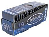 Deck Protectors Neo Blue Wave Sleeves 15 Pack Box (50 count pack) Max Protect