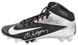 Bo Jackson Autographed Oakland Raiders Authentic Nike Hyperfuse Cleat (JSA)