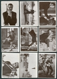 1966 James Bond Complete Set of 66 Cards - Sean Connery in Thunderball