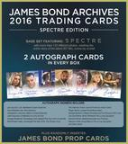 James Bond Archives - Spectre Edition Trading Cards 12-Box Case (Rittenhouse 2016) (Presell)