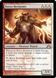 Magic the Gathering Gatecrash Single Boros Reckoner UNPLAYED (NM/MT)