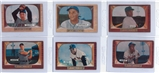 1955 Bowman Baseball Complete Set (VG-EX condition)