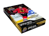 2014/15 Upper Deck Series 1 Hockey Hobby 12-Box Case (Presell)