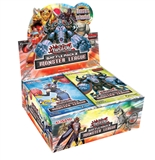 Konami Yu-Gi-Oh Battle Pack 3: Monster League Booster 12-Box Case (Presell)