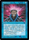 Magic the Gathering Ice Age Single Brainstorm UNPLAYED