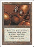 Magic the Gathering 4th Edition Single Bronze Tablet - NEAR MINT (NM)