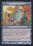 Magic the Gathering 8th Edition Single Bribery FOIL