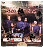 Battlestar Galactica Season 3 Trading Cards Box (Rittenhouse 2008)