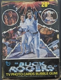 Buck Rogers Wax Box (1979 Topps)