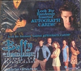 Buffy The Vampire Slayer Season 1 Hobby Box (InkWorks)