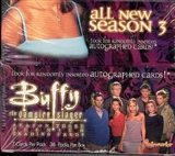 Buffy The Vampire Slayer Season 3 Hobby Box (InkWorks)