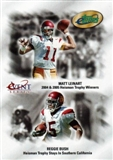 2006 eTopps Event Series National VIP Promos #LB Matt Leinart Reggie Bush