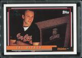 2016 Topps Baseball Hawaii Summit Exclusive Berger's Best #BB-41 Cal Ripken Jr. 1992 Reprint 1/1