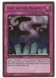 Yu-Gi-Oh Gold Series 5 Single Call of the Haunted Gold Rare