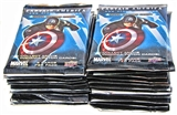 Marvel Captain America Trading Cards (Lot of 24 Packs) (Upper Deck 2011)