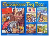 Carcassonne: Big Box 5 Board Game