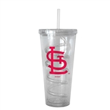 Boelter St Louis Cardinals Tumbler Double Insulated Swirl Tumbler