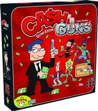 Cash 'N Guns Board Game Box (Asmodee)