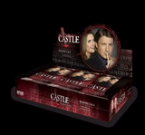 Castle Seasons 3 & 4 Trading Cards Hobby Box (Cryptozoic 2014) (Presell)