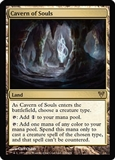 Magic the Gathering Avacyn Restored Single Cavern of Souls Foil - NEAR MINT (NM)