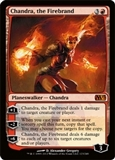 Magic the Gathering 2013 Single Chandra, the Firebrand UNPLAYED NM/MT
