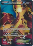 Pokemon XY Flashfire Single Charizard EX 100/106 - SLIGHT PLAY (SP)