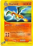 Pokemon Expedition Single Charizard Reverse Foil 40/165 - SLIGHT PLAY (SP)
