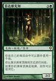 Magic the Gathering Zendikar Single Oracle of Mul Daya CHINESE - NEAR MINT (NM)