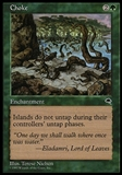 Magic the Gathering Tempest Single Choke - NEAR MINT (NM)