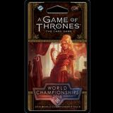Game of Thrones LCG 2nd Edition: 2016 World Championship Joust Deck (FFG)