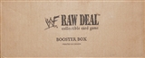 Comic Images WWE Raw Deal (Original) Wrestling Booster 6-Box Case