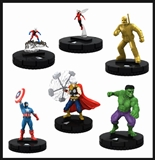 Marvel HeroClix: Classic Avengers Fast Forces Pack (Presell)