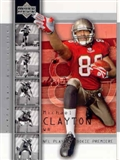 2004 Upper Deck Football MICHAEL CLAYTON 40 Card Lot - only one available
