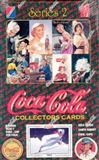 Coca-Cola Series 2 Box (1994 Collect-A-Card)