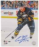 Cody Hodgson Autographed Buffalo Sabres 8x10 Photo
