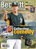 2015 Beckett Sports Card Monthly Price Guide (#364 July) (Collecting Comedy)