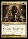 Magic the Gathering Commander Single Damia, Sage of Stone UNPLAYED (NM/MT)