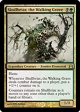 Magic the Gathering Commander Single Skullbriar, the Walking Grave UNPLAYED (NM/MT)