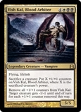 Magic the Gathering Commander Single Vish Kal, Blood Arbiter UNPLAYED (NM/MT)