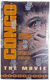 1995 Upper Deck Congo The Movie Box