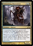 Magic the Gathering Gatecrash Single Consuming Aberration Foil