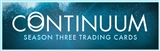 Continuum Season 3 Trading Cards Box (Rittenhouse 2015) (Presell)