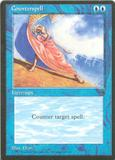Magic the Gathering Promotional Single Counterspell  (FOIL) - NEAR MINT (NM)