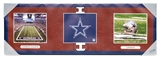 Artissimo Dallas Cowboys Tri-Panel 30x10 Canvas