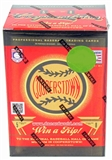 2012 Panini Cooperstown Baseball 8-Pack Blaster 10-Box Lot